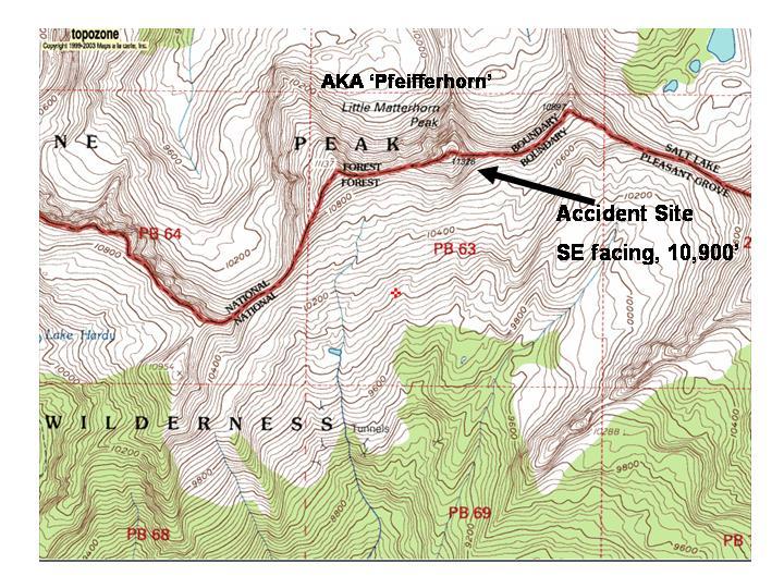 Map Utah